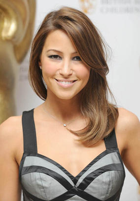 Rachel Stevens arrives at the BAFTA Children's Awards 2008 ceremony