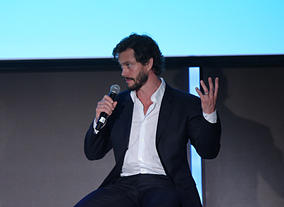 In Conversation with Hugh Dancy