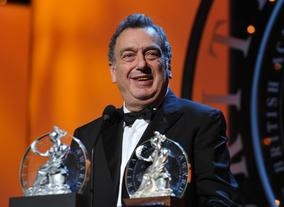 Stephen Frears, recipient of the John Schlesinger Britannia Award for Artistic Excellence in Directing