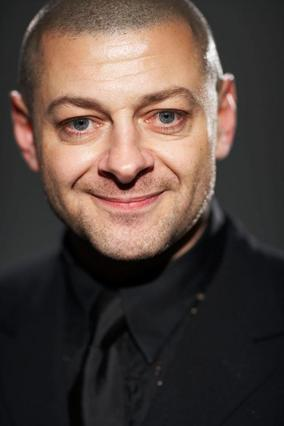 Andy Serkis at the Orange British Academy Film Awards in 2007.