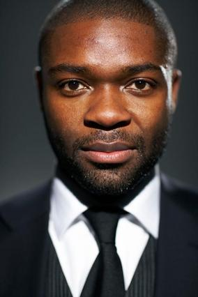 David Oyeloh at the Orange British Academy Film Awards in 2007.