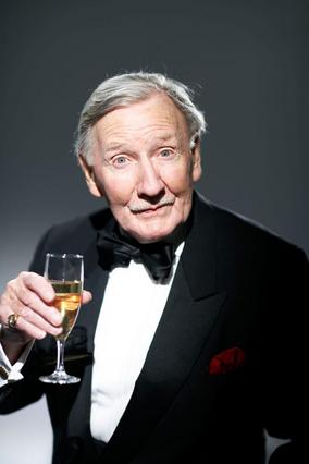 Leslie Phillips at the Orange British Academy Film Awards in 2007.