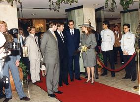 BAFTA Los Angeles Royal Gala 1988