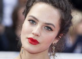 Jessica Brown Findlay at the Television Awards in 2011