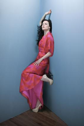 Television Awards Photo Shoot 2013: Lara Pulver