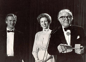Lord Attenborough 1982 Awards