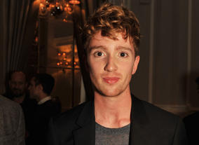 Actor Luke Newberry is nominated in the Actor category for his role in In The Flesh