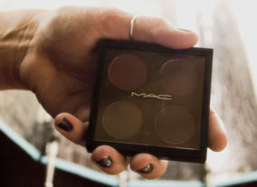 MAC make-up kept the stars looking glamours as our official make-up provider for the event