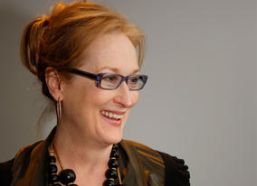 Meryl has been nominated for a BAFTA twelve times including a Leading Actress nomination in 2009 for Doubt. Her only win came in 1982 for The French Lieutenant's Woman (BAFTA / Marc Hoberman).