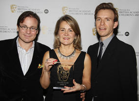 Winners from the BAFTA Kid's Vote