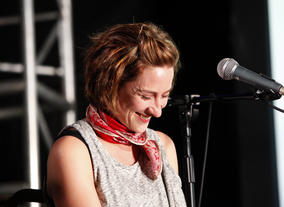Twenty Twelve's Morven Christie - Latitude 2012