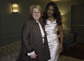 Amma Asante and Christina Thomas