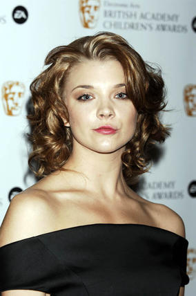 Natalie Dormer arrives at the EA British Academy Children's Awards in 2008.
