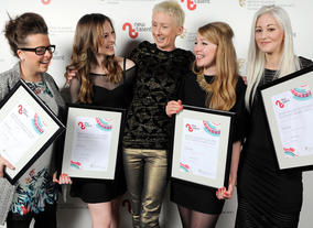 British Academy Scotland New Talent - Winners