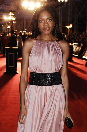 Orange Rising Star nominee, Naomie Harris (Richard Kendal / BAFTA).