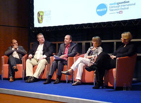 Albert Launches at Edinburgh International Television Festival 2011