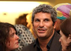 Interviewer Mark Solomons at BAFTA after the lecture. (Photography: Jay Brooks)