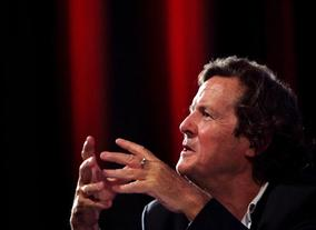 Screenwriters' Lecture with Sir David Hare. (Photography: Jay Brooks)