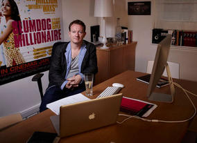 Simon Beaufoy (Picture: BAFTA/Jay Brooks).