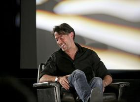 Screenwriters' Lecture Series 2012: Peter Straughan