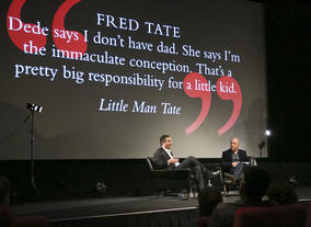 Screenwriters' Lecture Series 2012: Scott Frank