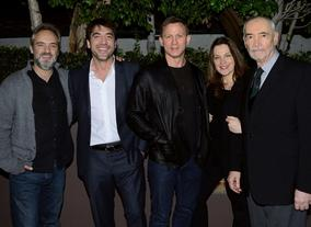 BAFTA Los Angeles screening of Skyfall. November 2012