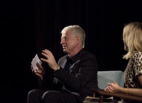 Richard Curtis - Screenwriters Lecture 2013