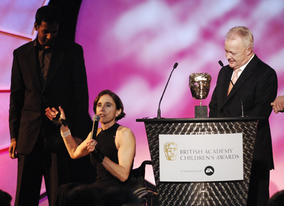 The Factual award went to The Wrong Trainers, and was collected by Kez Margrie