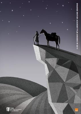 True Grit brochure cover illustration by Adam Simpson