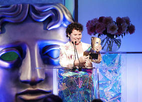The Sound categories were presented by BAFTA-winning actress Imelda Staunton (pic: BAFTA / Richard Kendal).