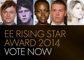 Vote for your 2014 EE Rising Star