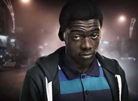 Daniel Kaluuya in Psychoville