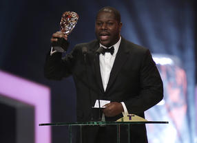 Best Film Winner: 12 Years A Slave