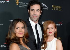 2013 Britannia Awards Attendees