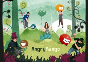 Angry Mango: BAFTA Ones to Watch Award nominee in 2011