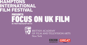 HIFF UK FOCUS on Film Banner