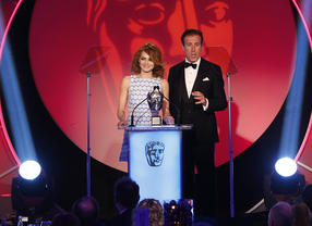 BAFTA TV Craft Awards Ceremony: Kara Tointon & Anton Du Beke