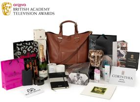 Arqiva British Academy Television Awards Gift Bag in 2013