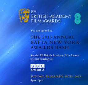 Evite image of Invitation to BNY Film Awards party 2013