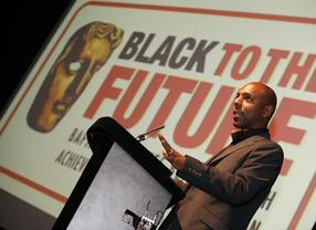 The Academy's Black to the Future event, September 2007.