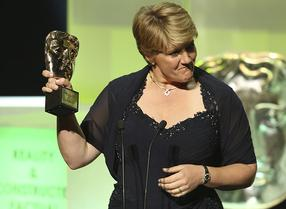Clare Balding - BAFTA Special Award Recipient in 2013