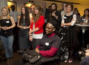 BAFTA Scholars Reception in 2014