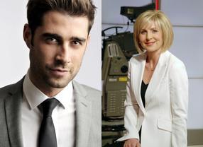 2013 Cymru Awards Presenters