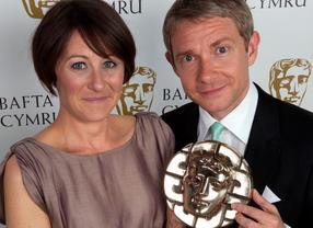 BAFTA Cymru Awards in 2010.