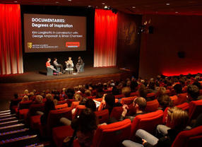 Degrees of Inspiration - BAFTA and DocHouse event, 11 September 2008.