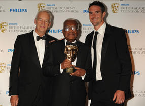 Fellowship Award: Sir Trevor McDonald