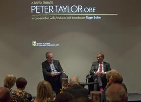 Peter Taylor Tribute Event - September 2014