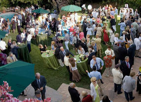 The BAFTA in Los Angeles 24th  Annual Garden Party.