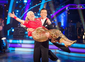 Strictly Come Dancing : S8 : Week 10 : Ann & Anton (Results Show)