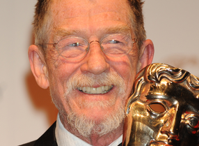John Hurt - BAFTA Winner in 2012